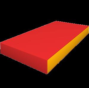 Элемент мягкой формы 1000x500x100.