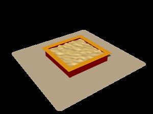 Песочница 1500 х 1500
