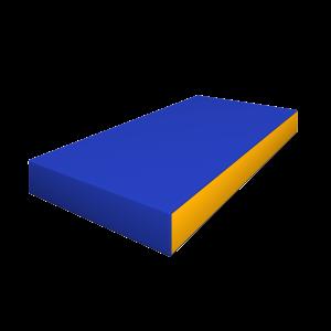 Элемент мягкой формы 1000x500x100